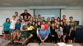 Class of 2016's Foot and Ankle Taping Course with Tom McPoil