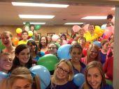 Class of 2016 celebrates Halloween
