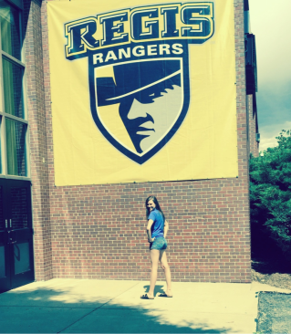 Rachel at Regis