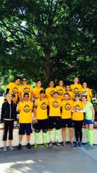 Couch to 5K team at Move Forward 2016