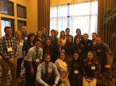 The APTA CO Fall Conference 2016 was lots of fun! The classes of 2018 and 2019 represented.