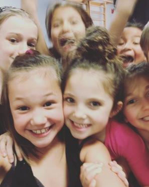 Sarina's students!