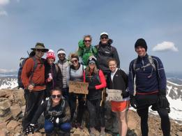 14ers with the Class of 2019